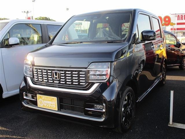 ホンダN-WGNカスタム 軽自動車